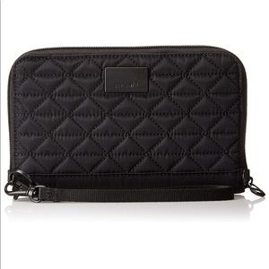 Pacsafe Quilted Wallet